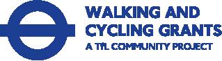 Walking and cycling grants london logo